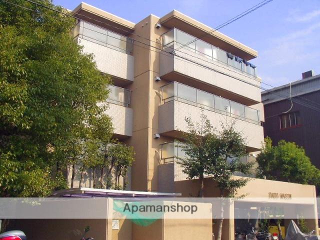 兵庫県西宮市、甲子園口駅徒歩12分の築31年 4階建の賃貸マンション