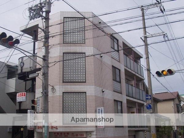 兵庫県西宮市、甲子園口駅徒歩8分の築26年 4階建の賃貸マンション