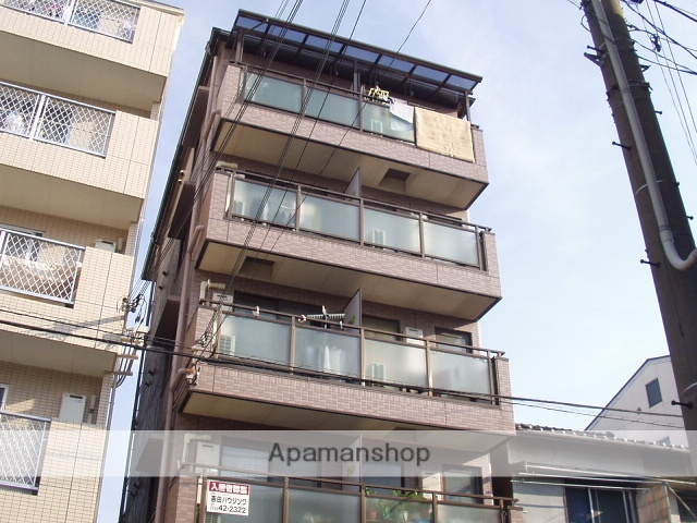 兵庫県西宮市、西宮駅徒歩25分の築18年 5階建の賃貸マンション