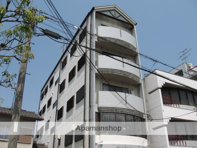 兵庫県西宮市、西宮駅徒歩8分の築26年 5階建の賃貸マンション