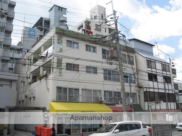 兵庫県西宮市、西宮駅徒歩13分の築31年 9階建の賃貸マンション