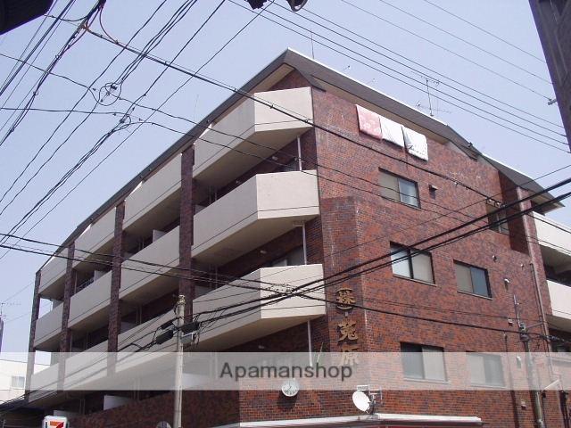 兵庫県西宮市、甲子園口駅徒歩2分の築35年 5階建の賃貸マンション