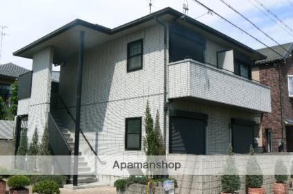 兵庫県西宮市、甲子園口駅徒歩5分の築19年 2階建の賃貸マンション
