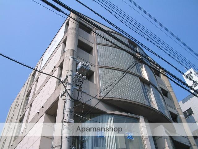 兵庫県西宮市、甲子園口駅徒歩10分の築25年 5階建の賃貸マンション