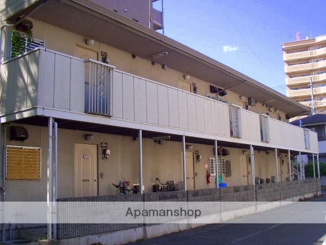 兵庫県西宮市、甲子園口駅徒歩17分の築29年 2階建の賃貸アパート