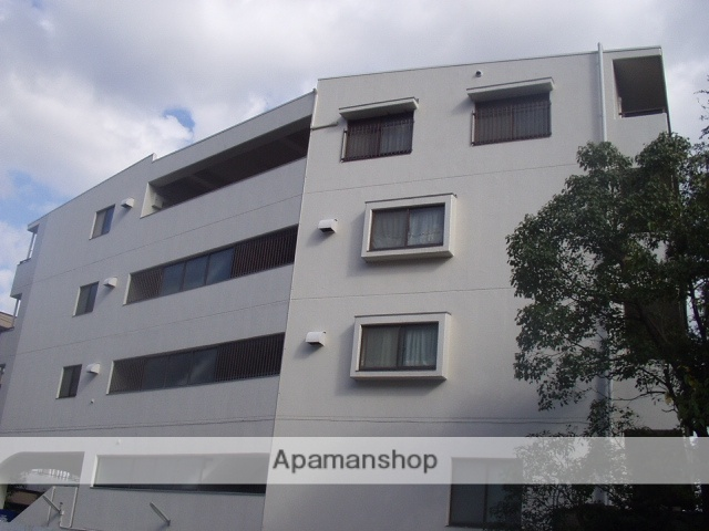 兵庫県西宮市、西宮駅徒歩15分の築28年 4階建の賃貸マンション