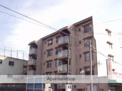 兵庫県西宮市、今津駅徒歩10分の築27年 5階建の賃貸マンション