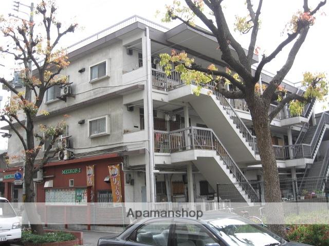 兵庫県西宮市、今津駅徒歩12分の築43年 3階建の賃貸マンション