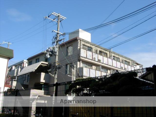 兵庫県西宮市、鳴尾駅徒歩8分の築31年 4階建の賃貸マンション