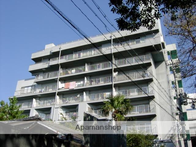 兵庫県西宮市、さくら夙川駅徒歩11分の築27年 8階建の賃貸マンション