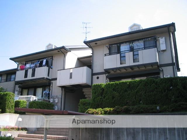 兵庫県西宮市、鳴尾駅徒歩16分の築22年 2階建の賃貸アパート