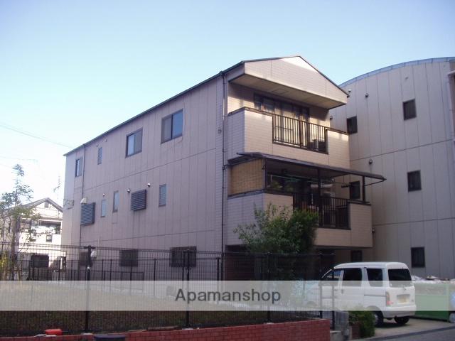 兵庫県西宮市、さくら夙川駅徒歩7分の築19年 3階建の賃貸マンション