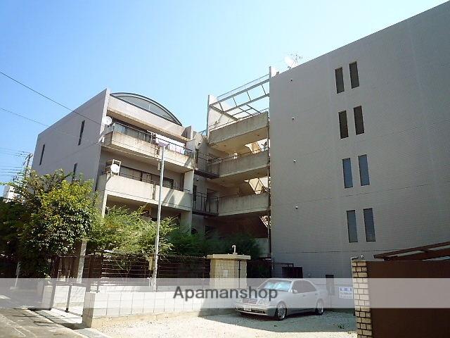 兵庫県西宮市、夙川駅徒歩21分の築27年 5階建の賃貸マンション