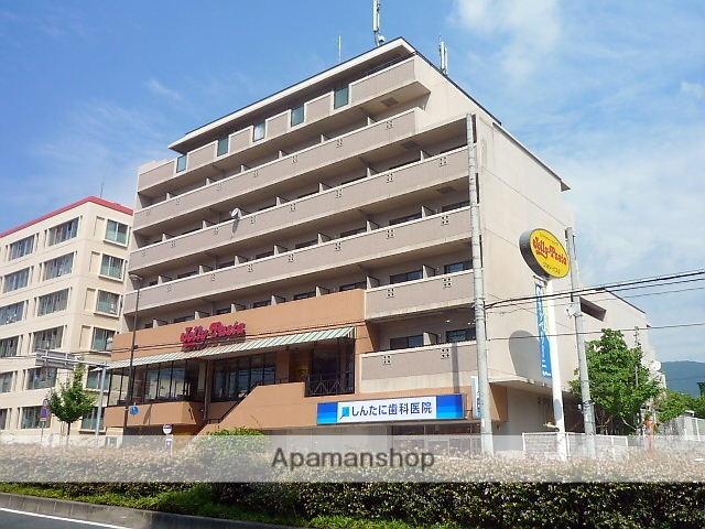 兵庫県芦屋市、さくら夙川駅徒歩15分の築17年 7階建の賃貸マンション