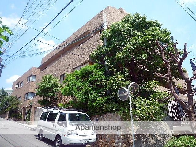 兵庫県西宮市、夙川駅徒歩19分の築24年 6階建の賃貸マンション