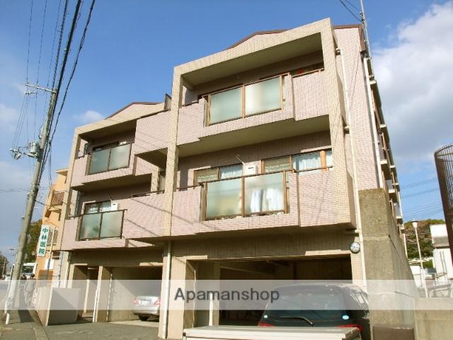 兵庫県西宮市、夙川駅徒歩18分の築21年 3階建の賃貸マンション