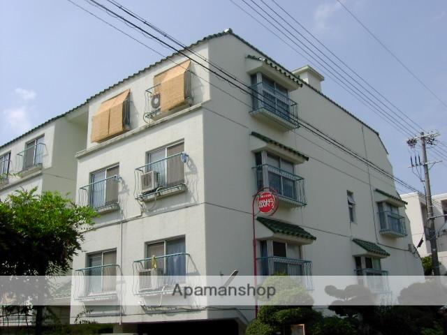 兵庫県西宮市、さくら夙川駅徒歩12分の築36年 3階建の賃貸マンション