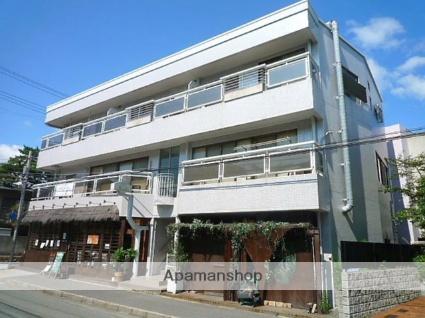 兵庫県西宮市、さくら夙川駅徒歩14分の築30年 3階建の賃貸マンション