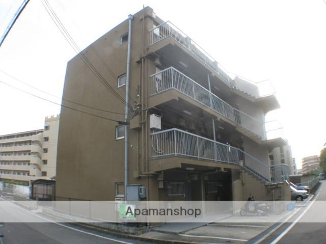 兵庫県西宮市、今津駅徒歩18分の築36年 4階建の賃貸マンション