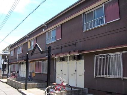 兵庫県尼崎市、塚口駅徒歩17分の築39年 2階建の賃貸アパート