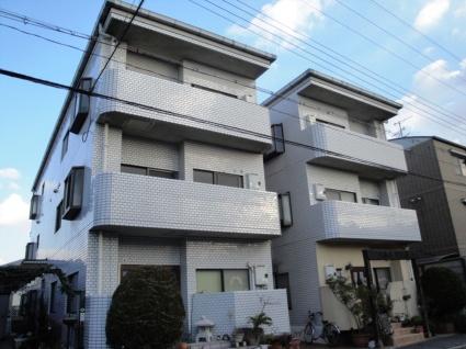 兵庫県尼崎市、塚口駅徒歩20分の築25年 3階建の賃貸マンション
