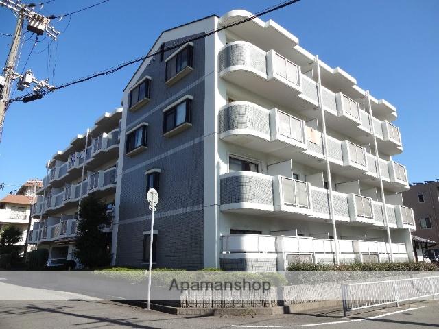 兵庫県尼崎市、塚口駅徒歩16分の築25年 4階建の賃貸マンション