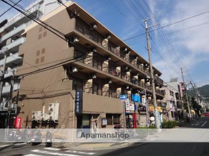 兵庫県神戸市東灘区、摂津本山駅徒歩10分の築19年 4階建の賃貸マンション