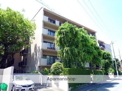 兵庫県芦屋市、芦屋駅徒歩12分の築36年 6階建の賃貸マンション