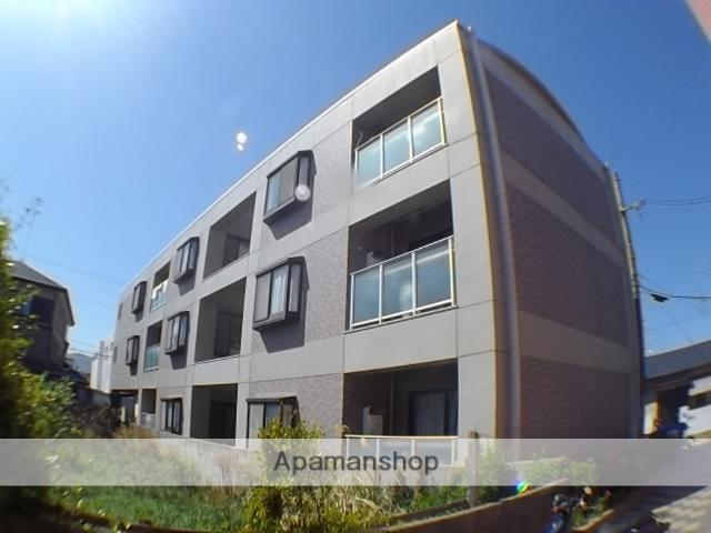 兵庫県西宮市、門戸厄神駅徒歩28分の築19年 3階建の賃貸マンション