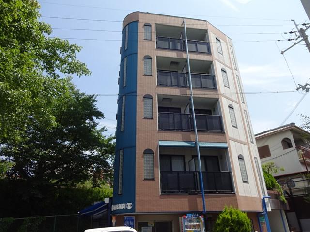 兵庫県芦屋市、芦屋駅徒歩12分の築11年 4階建の賃貸マンション