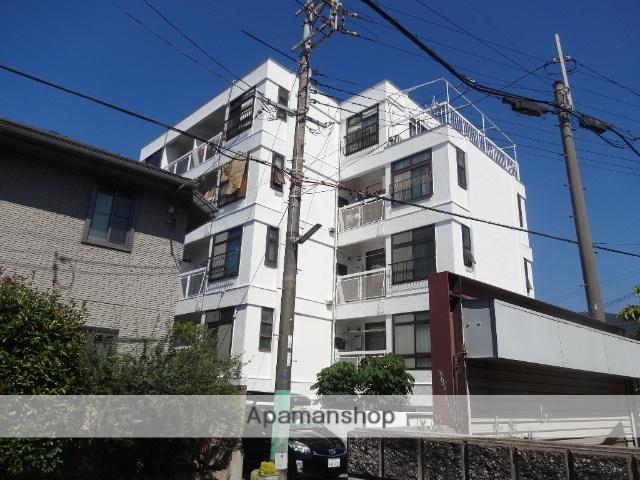 兵庫県芦屋市、芦屋駅徒歩10分の築50年 5階建の賃貸マンション