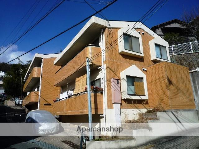 兵庫県芦屋市、芦屋駅徒歩21分の築26年 2階建の賃貸マンション