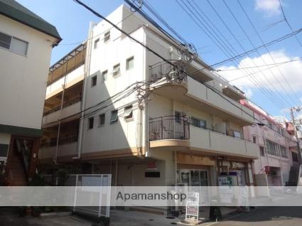 兵庫県神戸市東灘区、摂津本山駅徒歩7分の築38年 4階建の賃貸マンション