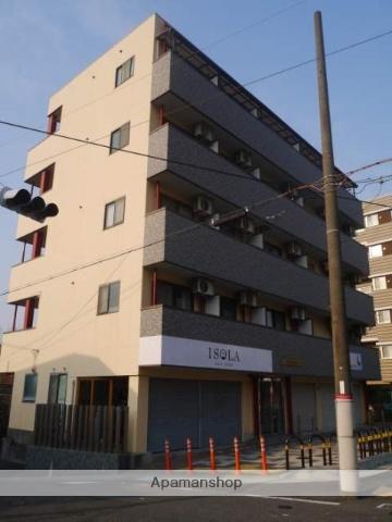 兵庫県神戸市東灘区、甲南山手駅徒歩15分の築18年 5階建の賃貸マンション