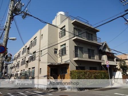 兵庫県芦屋市、芦屋駅徒歩17分の築41年 3階建の賃貸マンション