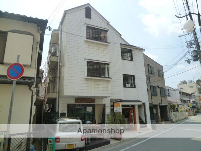 兵庫県西宮市、苦楽園口駅徒歩19分の築31年 3階建の賃貸マンション