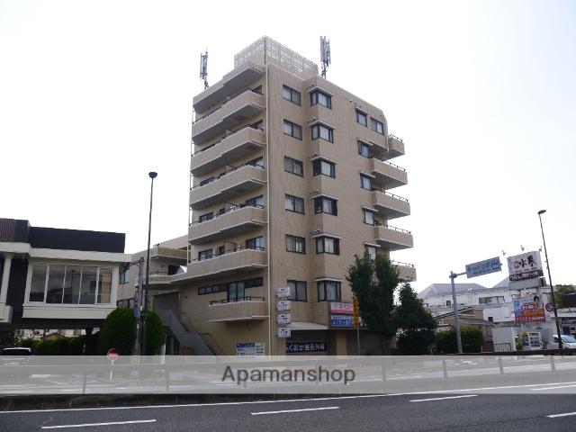 兵庫県芦屋市、芦屋駅徒歩15分の築17年 7階建の賃貸マンション