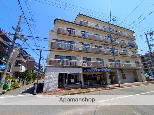 兵庫県尼崎市、塚口駅徒歩14分の築45年 5階建の賃貸マンション