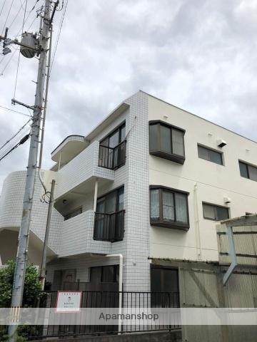兵庫県尼崎市、尼崎駅徒歩20分の築27年 3階建の賃貸マンション