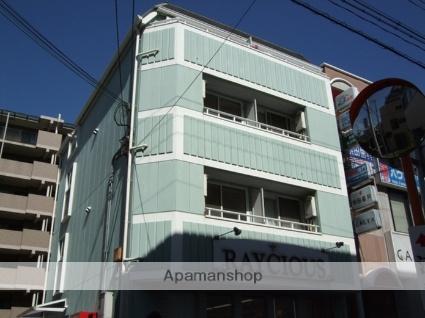 兵庫県神戸市東灘区、住吉駅徒歩12分の築17年 4階建の賃貸マンション