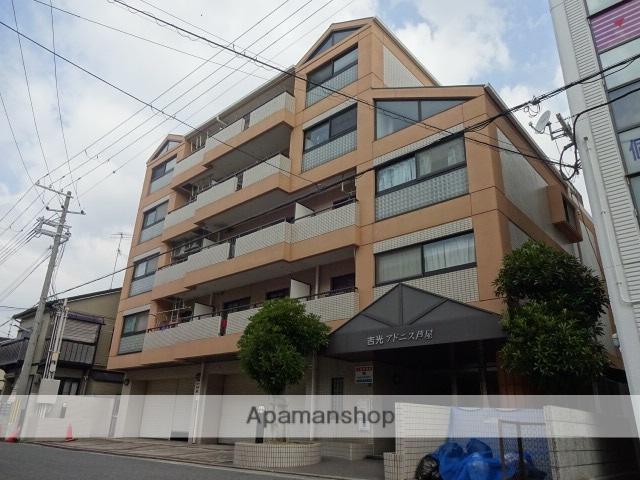 兵庫県芦屋市、芦屋駅徒歩13分の築26年 5階建の賃貸マンション