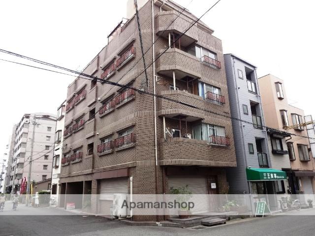 兵庫県神戸市東灘区、摂津本山駅徒歩13分の築30年 6階建の賃貸マンション