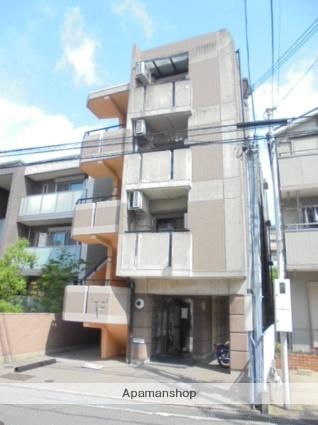 兵庫県神戸市東灘区、甲南山手駅徒歩11分の築25年 4階建の賃貸マンション