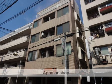 兵庫県神戸市東灘区、住吉駅徒歩7分の築30年 5階建の賃貸マンション