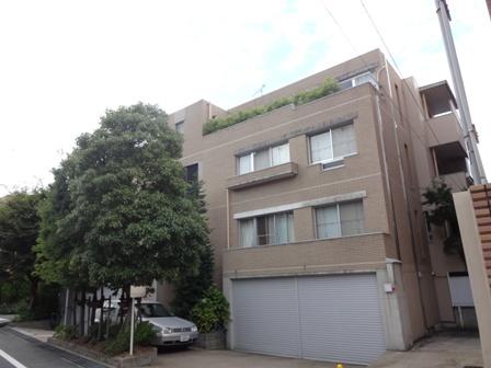 兵庫県神戸市東灘区、御影駅徒歩9分の築19年 4階建の賃貸マンション