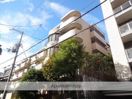兵庫県神戸市東灘区、御影駅徒歩6分の築27年 5階建の賃貸マンション