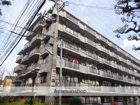 兵庫県神戸市東灘区、魚崎駅徒歩2分の築20年 6階建の賃貸マンション