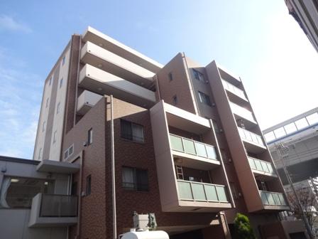 兵庫県神戸市東灘区、魚崎駅徒歩5分の築7年 7階建の賃貸マンション