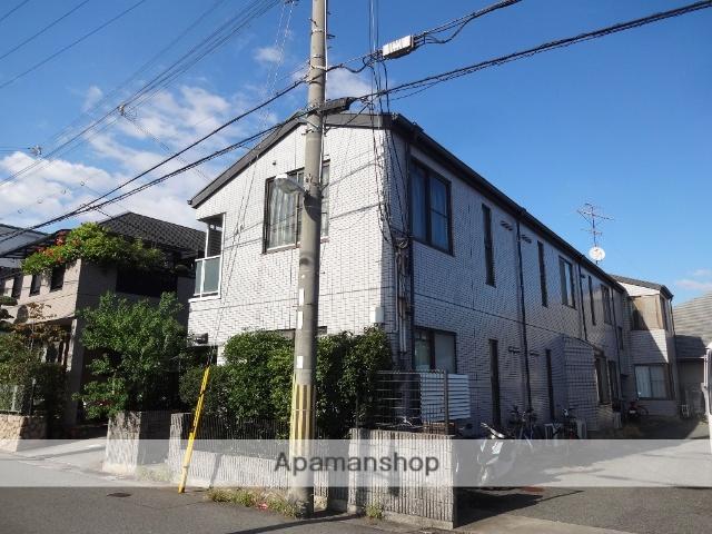 兵庫県芦屋市、芦屋駅徒歩18分の築25年 2階建の賃貸マンション