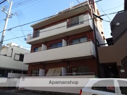 兵庫県神戸市東灘区、住吉駅徒歩17分の築35年 3階建の賃貸マンション